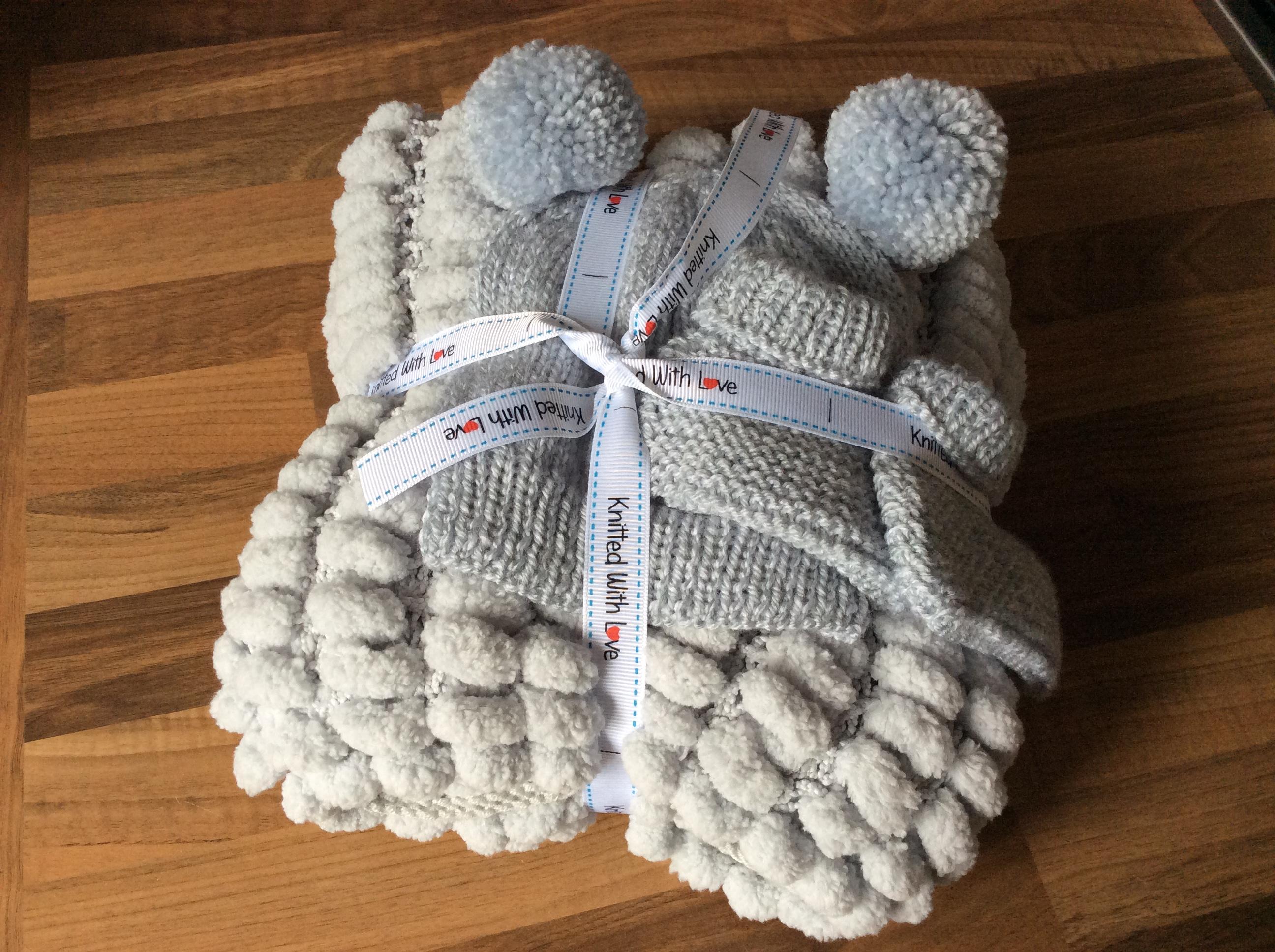 Grey Baby Bundle