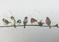 Birds on the Branch