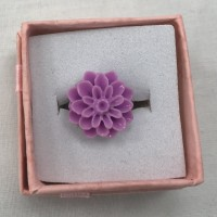 Rings in gift boxes