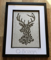 Cullen the Thistle Stag