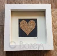 Sparkling Heart - Wee Dinky