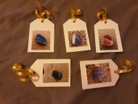 Pebble Gift Tags