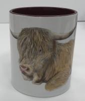 Hamish the Highland Cow Mug