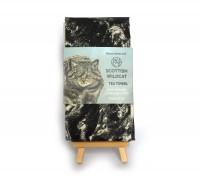 Tea-towel - Scottish Wildcat
