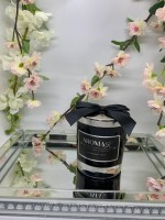 Aroma K Black Gloss 30cl Candle (Gift Boxed)