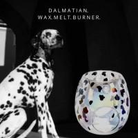 Bubble Tea-Light Burner - Dalmatian