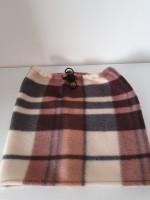 Fleece neck warmer - sm brown