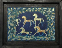 Wind Horses (Well-being and good fortune)