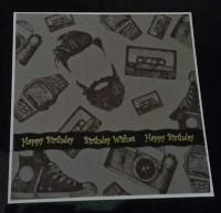 Hipster - Birthday