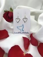 Send a little Love Earrings