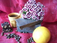 Luxury handmade natural Palm oil-free soaps - , Choca Moca