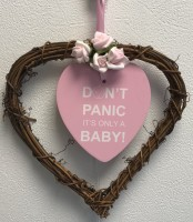 Don't Panic it's only a Baby